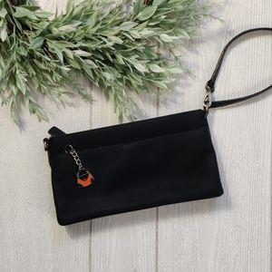 Coach Bags - Coach microfiber large wristlet mini bag